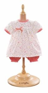 """コロールCorolle Mon Classique Bloomer Happiness for 17"""" Doll Fashions"""