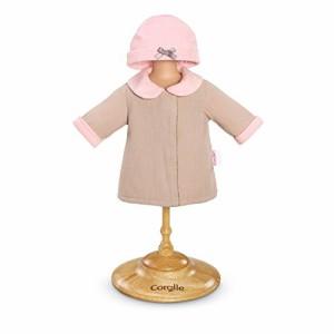 """コロールCorolle Christmas Tales Coat Baby Doll, 14"""""""