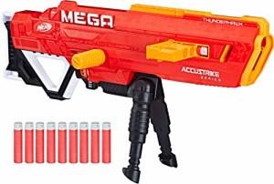 c24245c7ef ナーフThunderhawk Nerf AccuStrike Mega Toy Blaster - Longest Nerf Blaster - 10  Official AccuStrike Nerf