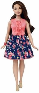 バービーBarbie Fashionistas Doll 26 Spring Into Style - Curvy