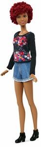バービーBarbie Fashionistas Doll 33 Fab Fringe - Tall