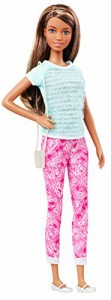 バービーBarbie Fashionistas Pants So Pink Doll