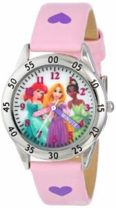 【当店1年保証】ディズニーDisney Kids' PN1171 Watch with Pink Band