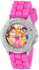 【当店1年保証】ディズニーDisney Kids' PN1133 Princess Watch