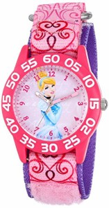 【当店1年保証】ディズニーDisney kids' W001193 Cinderella Time Teacher Watch