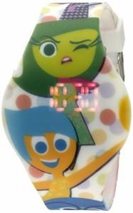 【当店1年保証】ディズニーDisney Kids' INS3001 Digital Display Quartz Multi-Color Watch