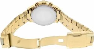 【当店1年保証】タイメックスTimex Champagne Dial Chronograph Gold Tone Metal Ladies Watch T2P159