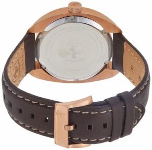 【当店1年保証】フェラーリFerrari Men's Scuderia Rose-Gold Tone Brown Leather Watch 0830208