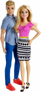 バービーBarbie and Ken Doll 2-pack