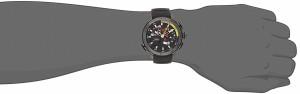 【当店1年保証】タイメックスTimex Men's TW2P44300 Intelligent Quartz Yacht Racer Black Silicone
