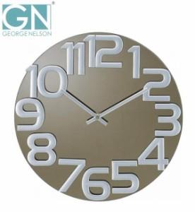 掛け時計 ジョージネルソン 時計 ミッドセンチュリーインテリア クロック