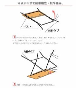 ルネセイコウ エフ カウンターテーブル ミドルブラウン ブラック 日本製 完成品 FCT-93T