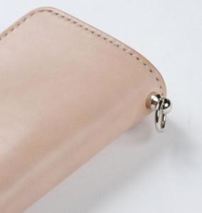 手縫いキット レザークラフト用半製品 財布 ミドルウォレット クラフト社