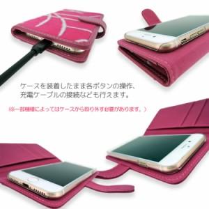 【メール便送料無料】 ZenFone5 A500KL スマホケース 手帳型 オーダー 幾何学模様 生地 手帳ケース