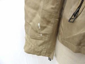 アナザーエディション ANOTHER EDITION アローズ ジャケット ブルゾン ジップアップ 薄手 M ベージュ 0303 LBK レディース