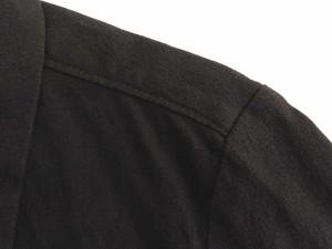 ズッカトラバイユ ZUCCa TRAVAIL シャツ ジャケット 長袖 ストレッチ 茶 0 0402 メンズ