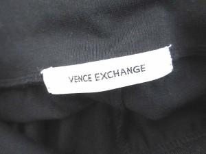 ヴァンスエクスチェンジ VENCE EXCHANGE ショートパンツ イージー シンプル M 黒 0728 レディース