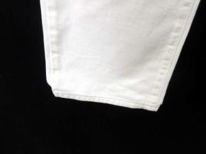 リー LEE デニムパンツ カラージーンズ コットン 白 31×31 ◎ 1102  メンズ