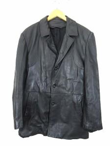 ショット SCHOTT レザージャケット コート 3B 本革 ライナーなし 黒 40 1203 メンズ