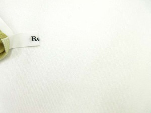 ルネ Rene キャミソール カットソー シフォン 黄色 S ◇ 0410 レディース ベクトル【中古】