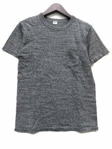 エントリーエスジー ENTRY SG TIJUANA Tシャツ ポケット 半袖 グラファイト グレー S メンズ ベクトル【中古】