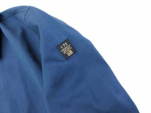 チャリアンドコー CHARI&CO 17AW COACH JKT コーチジャケット ブルゾン 175 ロゴ ネイビー S メンズ