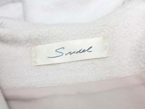 スナイデル SNIDEL Aラインコート フード付 ゆったり F 薄ピンク ※MR 【中古】 ベクトル【中古】