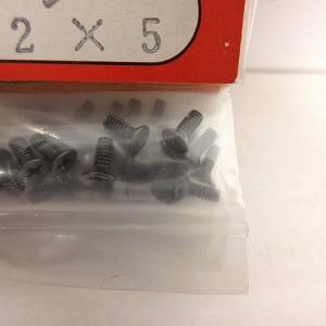 未使用品 IKKO サラネジ 2x5 黒 6パックセット ※MK 170212
