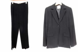 ユミカツラ YUMI KATSURA スーツ パンツ  黒 82 ※AI 180516 メンズ ベクトル【中古】