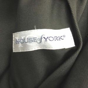 ヨークランド YORKLAND HOUSE OF YORK テーラードジャケット 比翼 カーキ系 M ※AI 180625 レディース ベクトル【中古】