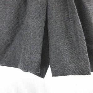 スピック&スパン Spick&Span パンツ ショートパンツ ハーフパンツ ウール グレー ダークグレー Y-18012809 レディース ベクトル【中古】