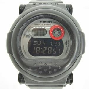 9577808e766f カシオジーショック CASIO G-SHOCK Gショック G-001 腕時計 赤目 グレー ブラック