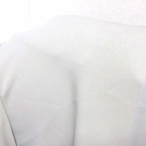 メゾンドリーファー MAISON DE REEFUR ブラウス カットソー 7分袖 フレア ストレッチ グレー 36 0514 レディース ベクトル【中古】