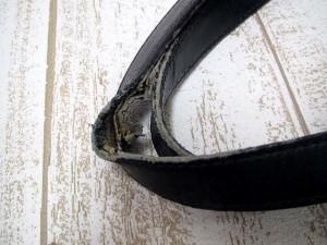 シャネル CHANEL ニュートラベル ライン トートバッグ MM ブラック 黒 K-7890s レディース ベクトル【中古】