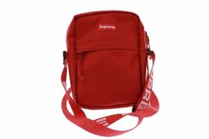 【中古】シュプリーム SUPREME 18SS Shoulder Bag ボックス ロゴ ショルダー バッグ 赤 レッド ☆AA★▲ 201224 0100