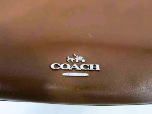 c3d60cad4b94 コーチ COACH F36026 ノマド ホーボー イングラブタン レザー 2WAYバッグ ブラウン【ブランド古着ベクトル】【中古】18