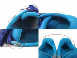 ナイキ NIKE KOBE XI DRAFT DAY コービー11 スニーカー シューズ メッシュ 白 ホワイト 水色 ライトブルー 紫 パープル 29cm Y メンズ