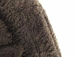 CHRISTIAN AUJARD クリスチャンオジャール コート ダブルボタン 長袖 9 茶 ブラウン レディース ベクトル【中古】