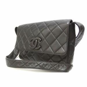8c1e06696982 シャネル CHANEL マトラッセ ショルダーバッグ ココマーク フラップ式 黒 ブラック 鞄 /Z レディース