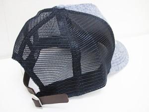 ニューエラ NEW ERA 帽子 キャップ ハット デニム インディゴ 黒 ブラック 【中古】 ベクトル【中古】