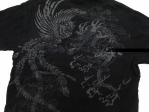 キュア オール cure all Tシャツ 半袖 クルーネック プリント ラメ L 黒 ※CP 【中古】 ベクトル【中古】