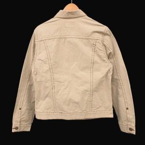 スペルバウンド SPELLBOUND ジャケット シャツジャケット コットン 無地 ベージュ系 M メンズ ベクトル【中古】