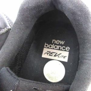 abc8f1169e720 【中古】ニューバランス NEW BALANCE MRL996 MG スニーカー クロコ 型押し レザー 6 黒 /☆G メンズ
