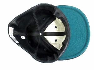クーパーズタウン COOPERSTOWN キャップ 帽子 ウール ロゴ 黒 /TS▲H メンズ ベクトル【中古】