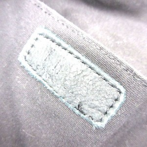 トレ TRES ハンドバッグ セミショルダー スタッズ装飾 レザー 黒 ブラック 鞄 180130 レディース ベクトル【中古】