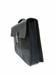 ルイヴィトン LOUIS VUITTON タイガ モスコバ ビジネスバッグ ブリーフケース ブラック M30032 メンズ ベクトル【中古】