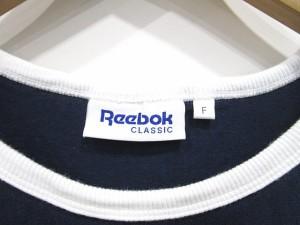 リーボック Reebok カットソー ノースリーブ F 紺 LEK 0306 レディース