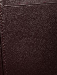 49bee806b67b クリスチャンディオール Christian Dior 三つ折り財布 ピンク ダークブラウン 小物 レザー レディース ベクトル【中古】