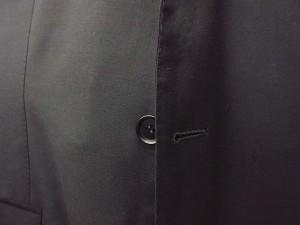 ストラスブルゴ STRASBURGO スーツ セットアップ ゼニア生地使用 3B 総裏 黒 ブラック IBS 0419 メンズ