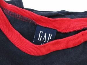 ギャップ GAP キッズ 半袖 Tシャツ ネイビー L ベクトル【中古】